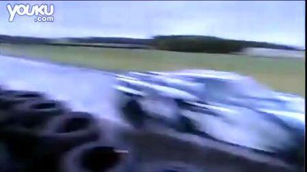 McLaren(迈凯轮) MP412C 实验原型测试