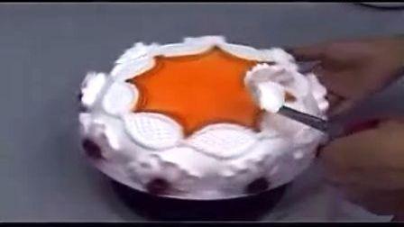 巧克力蛋糕制作方法-生日蛋糕制作方法视频8