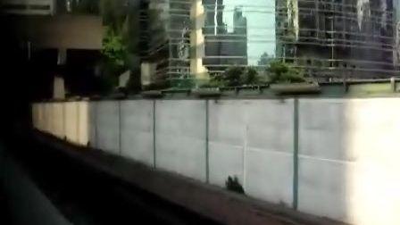 香港铁路 东铁线 红磡往九龍塘 (2) MTR East Rail Line