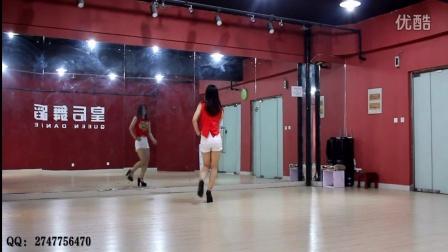 郑州爵士舞视频 wiggle wiggle 镜面教学 性感爵士舞蹈分解动作
