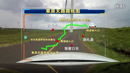 """中国的""""66号""""公路-草原天路"""