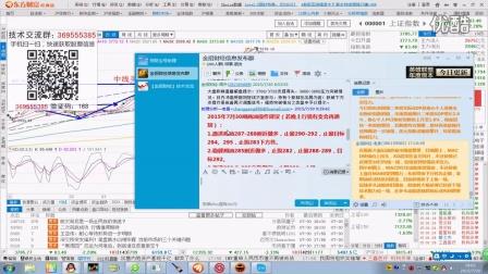 股票入门基础知识 股票入门教程 炒股入门 股票实战分析 周升解盘0730