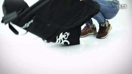 大行折叠车装车袋使用方法