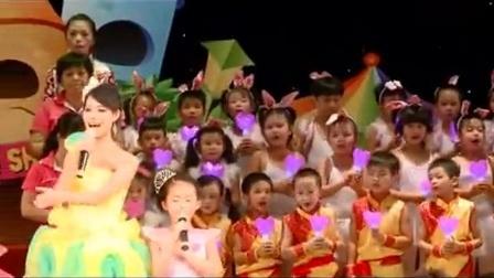 华荟南景园幼儿园十周年  毕业典礼 《感恩》