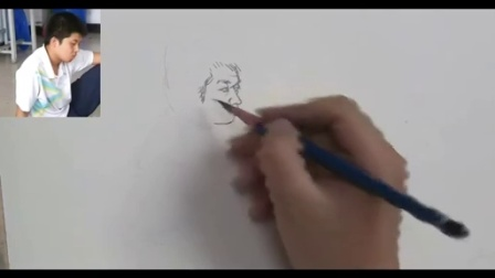 儿童画教学大纲 水溶性彩铅画风景教程