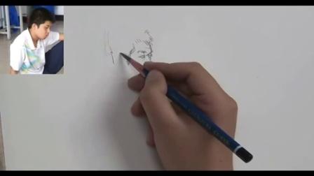 幼儿画画图片大全视频 绘画图片动漫素描教程