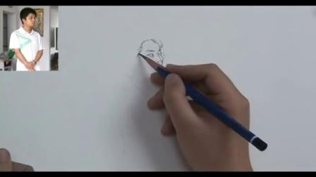 简单的绘画教程 q版人物简笔画教程视频