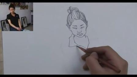 小老鼠学画画教案顾莹 人物简笔画教程