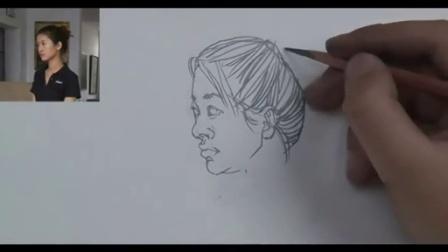 小学一年级简笔画教案 漫画初学者绘画教程图
