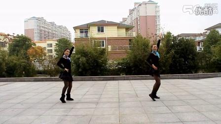 宜兴神州广场舞切克切克正反面演绎