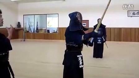 剑道 Takizawa Sensei (8th Dan) visits Melbourne Budo