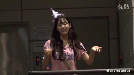 【Sunny】150801 Tiffany生日会下班