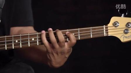 American Standard Jazz Bass Demo