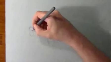 动漫绘画教学图解 水溶彩铅画教程大全