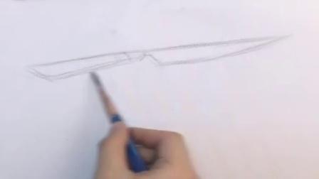 动漫人物简笔画教程 怎样学习彩铅笔画