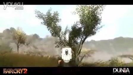 孤岛惊魂2 射击