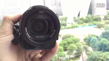 索尼DV摄像机FDR-AXP35-评测(301)