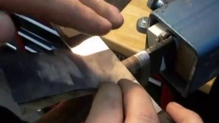 Hand sanding handle NICK WHEELER