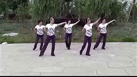 缙云行政中心广场舞 中国大舞台