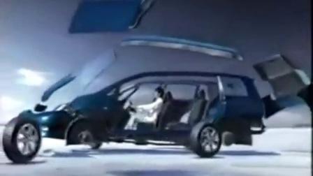 纳智捷C2的原型车----丰田艾西斯MPV