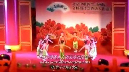 大风车艺术团儿童舞蹈