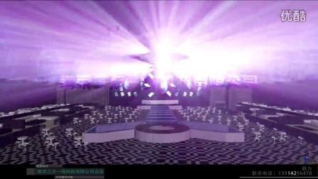 福建酒吧工程 灯光LED屏结合秀(南京点线科技)
