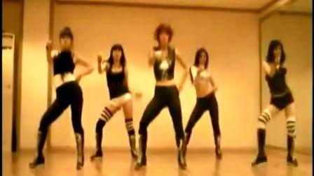 【TonyKim】韩国顶级舞蹈社团 Black Queen版 泫雅 [Change]