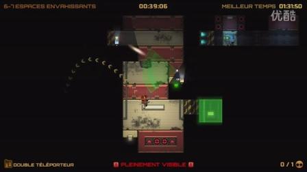 潜行公司2 克隆游戏 Stealth Inc. 2 - A Game of Clones 6-7 S 评价