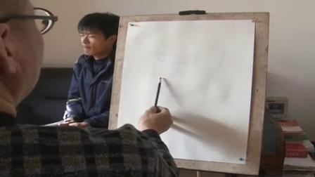 幼儿简笔画教程视频 彩铅画入门临摹图片