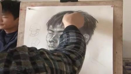 彩铅笔画入门图步骤 简单3d立体铅笔画教程