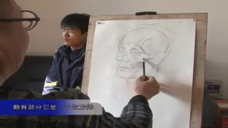 儿童综合材料绘画图片 q版古风人物简笔画教程