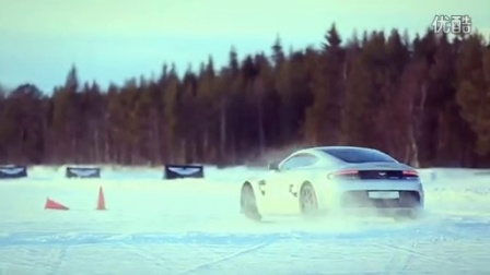Aston Martin On Ice - Lapland 2015 - Teaser