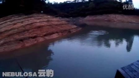 猛兽出笼———ELITE 云豹拖拉机 水面系凶猛中鱼视频
