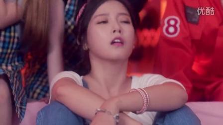 韩国美女组合T-ara - So Crazy 制服诱惑