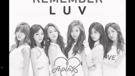 [MASHUP] Apink (에이핑크) - LUV (Remember Remix.)