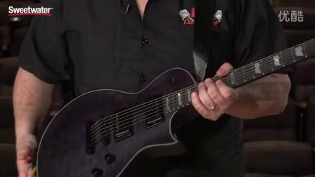 艾鸽商贸代理品牌—ESP 40周年特别限量纪念款 LTD EC-2015 电吉他测评 2