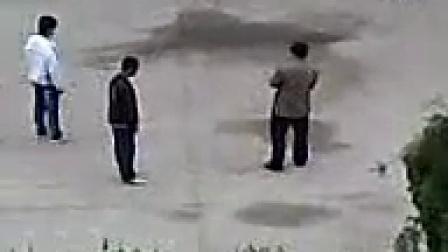 [拍客]河北枣强县五中初中部校长打学生_标清