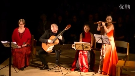 Quartet - East Meets West - Piazzolla : Café 1930
