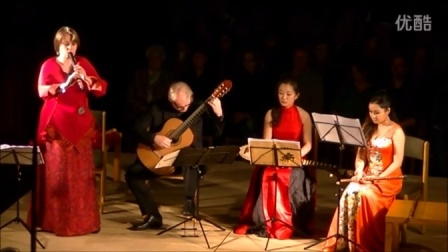 Quartet - East Meets West - Piazzolla : Bordel 1900