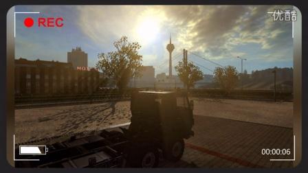 欧洲卡车模拟2-坦克合集