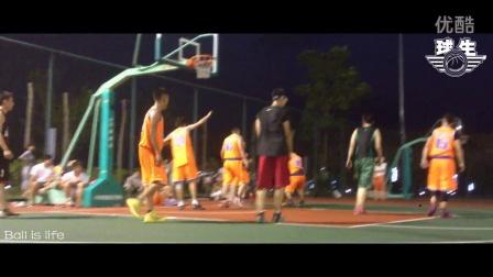 球生vs篮球部落