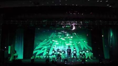 上饶DH舞极限街舞培训学校国际会议中心演出视频