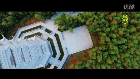 【ST】巨美!航拍咸宁市嘉鱼县【官桥】新农村 ST街舞俱乐部监制