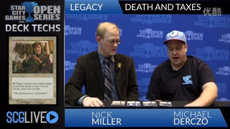 SCGDC - Death and Taxes Deck Tech with Michael Derczo