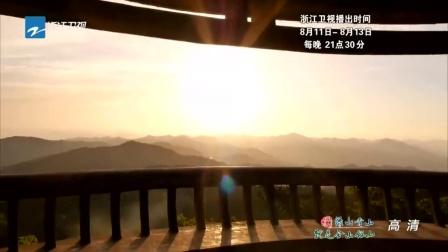 三集政论纪录片《绿水青山就是金山银山》8月11日起在浙江卫视播出 浙江新闻联播 150810