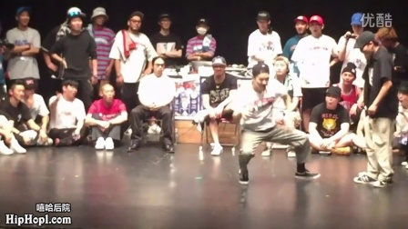 Hoan vs ___ ┃Popping 决赛┃ Stay Alive vol.1