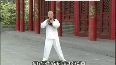陈庆洲太极球教学