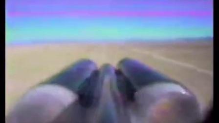 Thrust SSC -over the sound barrier ! 世界上陆地最快的车