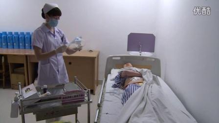 丽水市人民医院更换引流袋操作