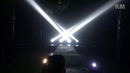 创想秀泰灯光技术培训21期学员:浙江衢州—海涛结业作品
